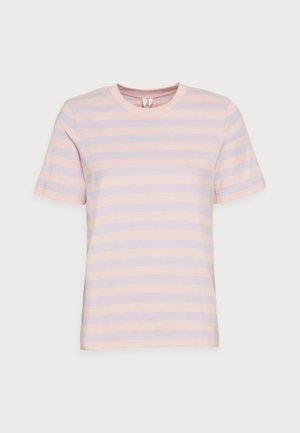 T-shirts med print - pink/purple