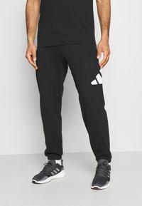 adidas Performance - PANT - Träningsbyxor - black - 0