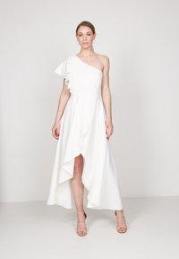 True Violet - HI-LOW - Occasion wear - off white - 0