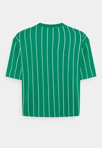 Karl Kani - SIGNATURE PINSTRIPE TEE - Print T-shirt - green - 6
