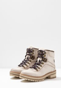 Mustang - Ankelboots - ivory - 4
