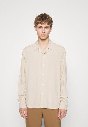 REQUIN - Skjorta - beige