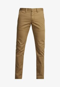 Vans - MN AUTHENTIC CHINO STRETCH - Chinos - dirt - 4