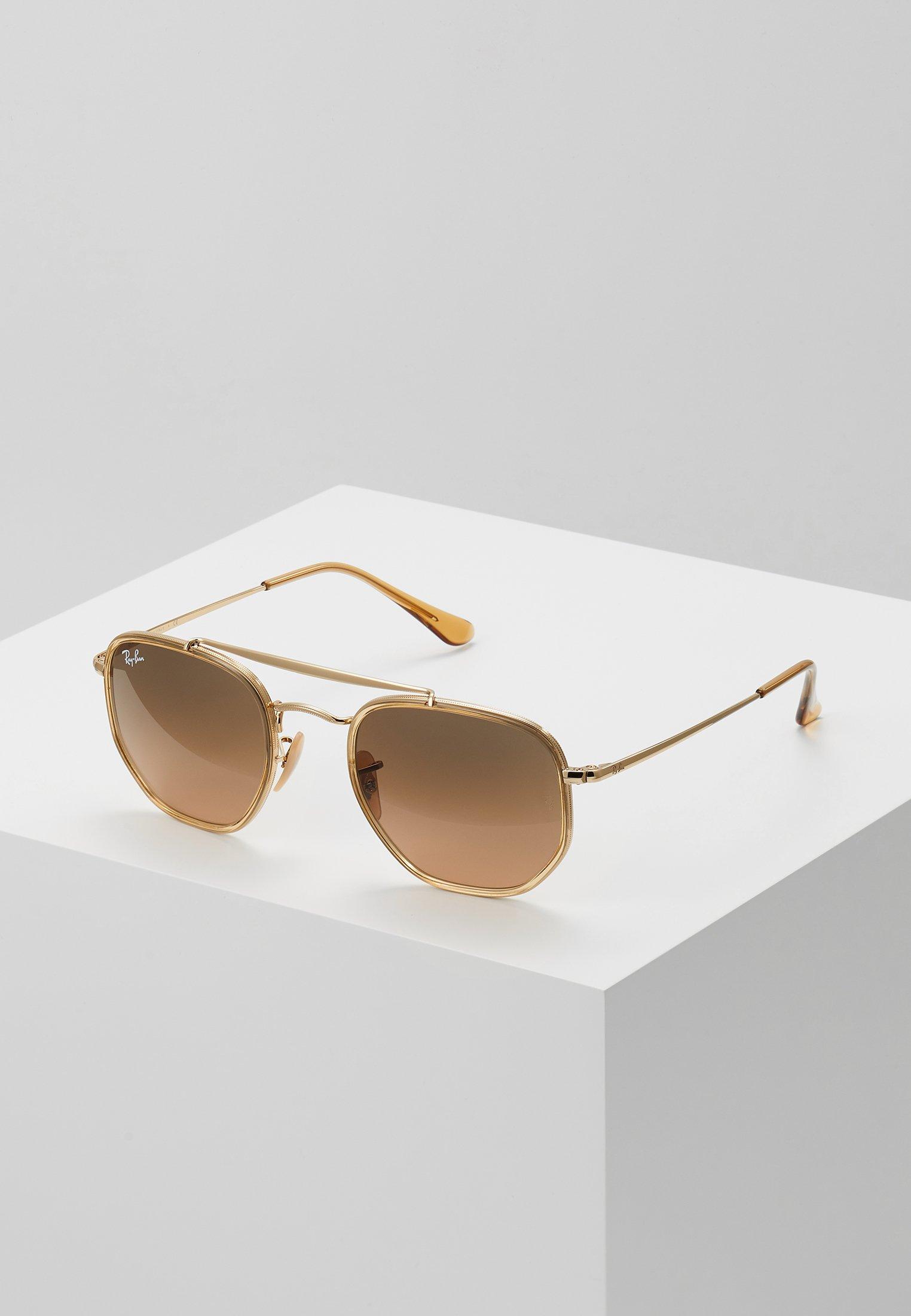 Accessori,Gioielli,Borse & Beauty care Ray-Ban Occhiali da sole gold-coloured/brown