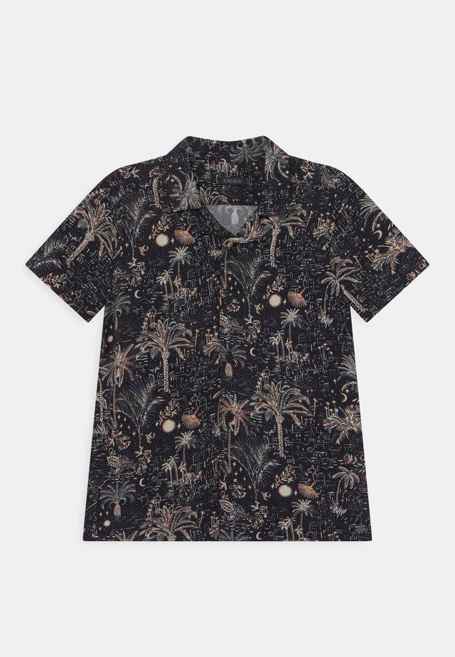 Shirt - noir imprimé