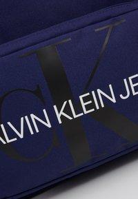 Calvin Klein Jeans - MONOGRAM CAMPUS BACKPACK  - Rucksack - blue - 2