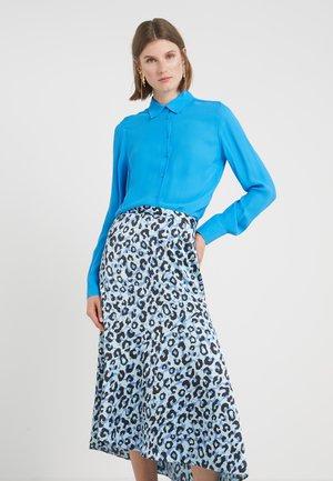 ANASTASIA - Button-down blouse - happy blue