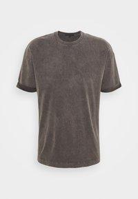 DRYKORN - THILO - T-shirt basic - dark grey - 4