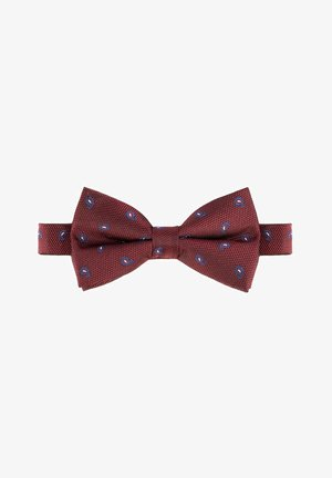 Bow tie - burgund