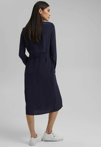 Esprit Collection - FASHION - Robe chemise - navy - 2