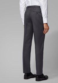 BOSS - GENIUS5 - Suit trousers - dark grey - 2