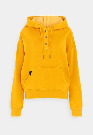 GIRLS WHO SLIDE - Hoodie - mineral yellow