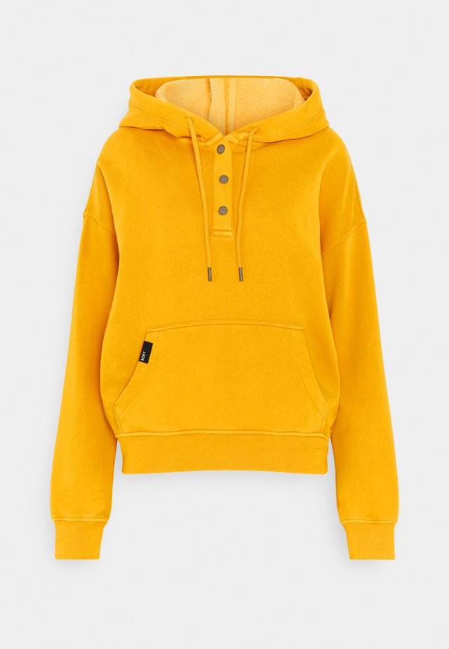 GIRLS WHO SLIDE - Sweatshirt - mineral yellow
