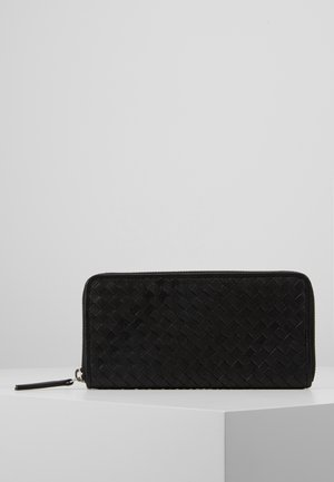 LONG WALLET - Monedero - black