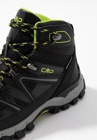 CMP - KIDS SHEDIR MID SHOES WP - Chaussures de marche - nero - 2