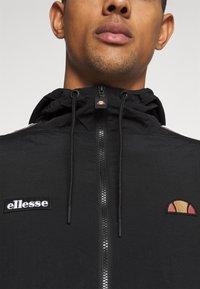 Ellesse - FAIRCHILD - Summer jacket - black - 6