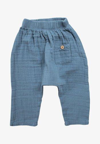 MUSLIN  - Trousers - blue