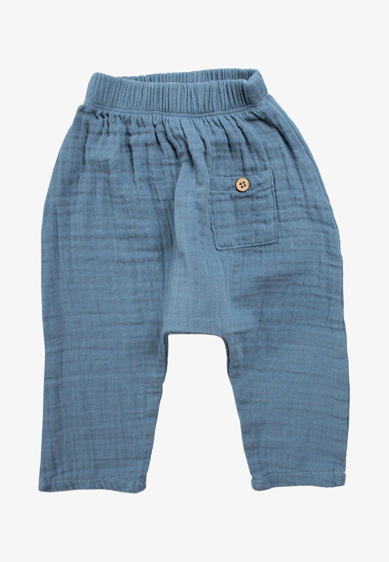 Cigit - MUSLIN  - Pantalones - blue