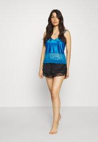 Marks & Spencer London - AUTO CAMI - Pyjama top - bright blue - 1