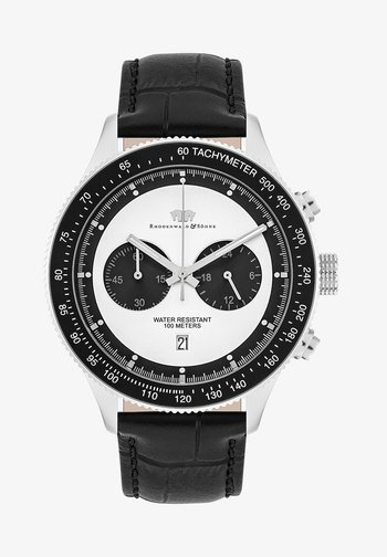 RACE MASTER - Chronograph watch - schwarz