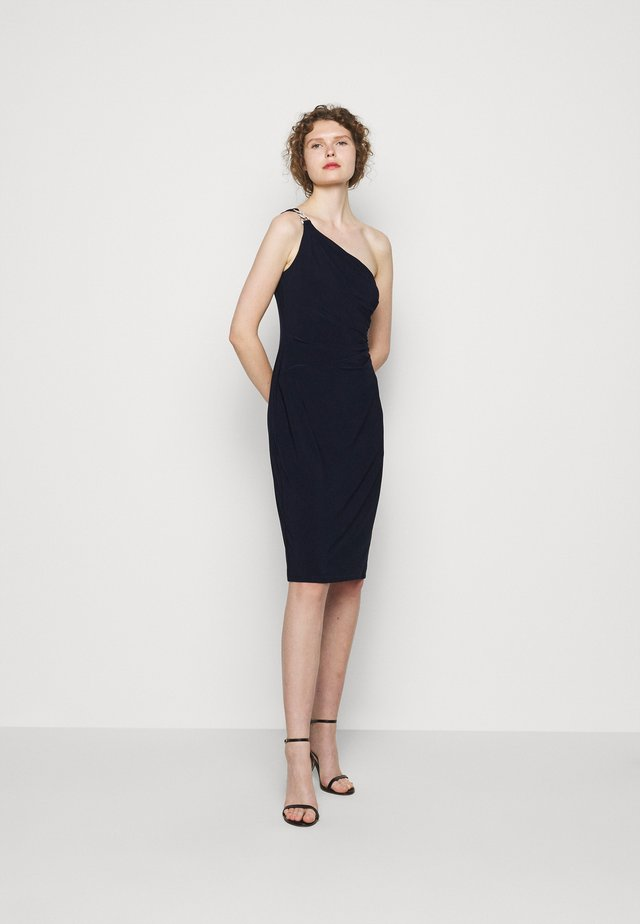 CLASSIC DRESS  - Cocktail dress / Party dress - lighthouse navy