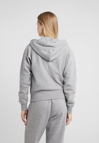 Polo Ralph Lauren - SEASONAL - Zip-up hoodie - dark vintage heather - 2