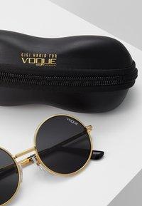 VOGUE Eyewear - GIGI HADID - Sunglasses - gold-coloured - 3