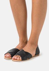 Apple of Eden - CHIUSI - Sandals - black - 0
