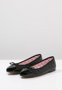 mint&berry - Ballerina's - nero - 2