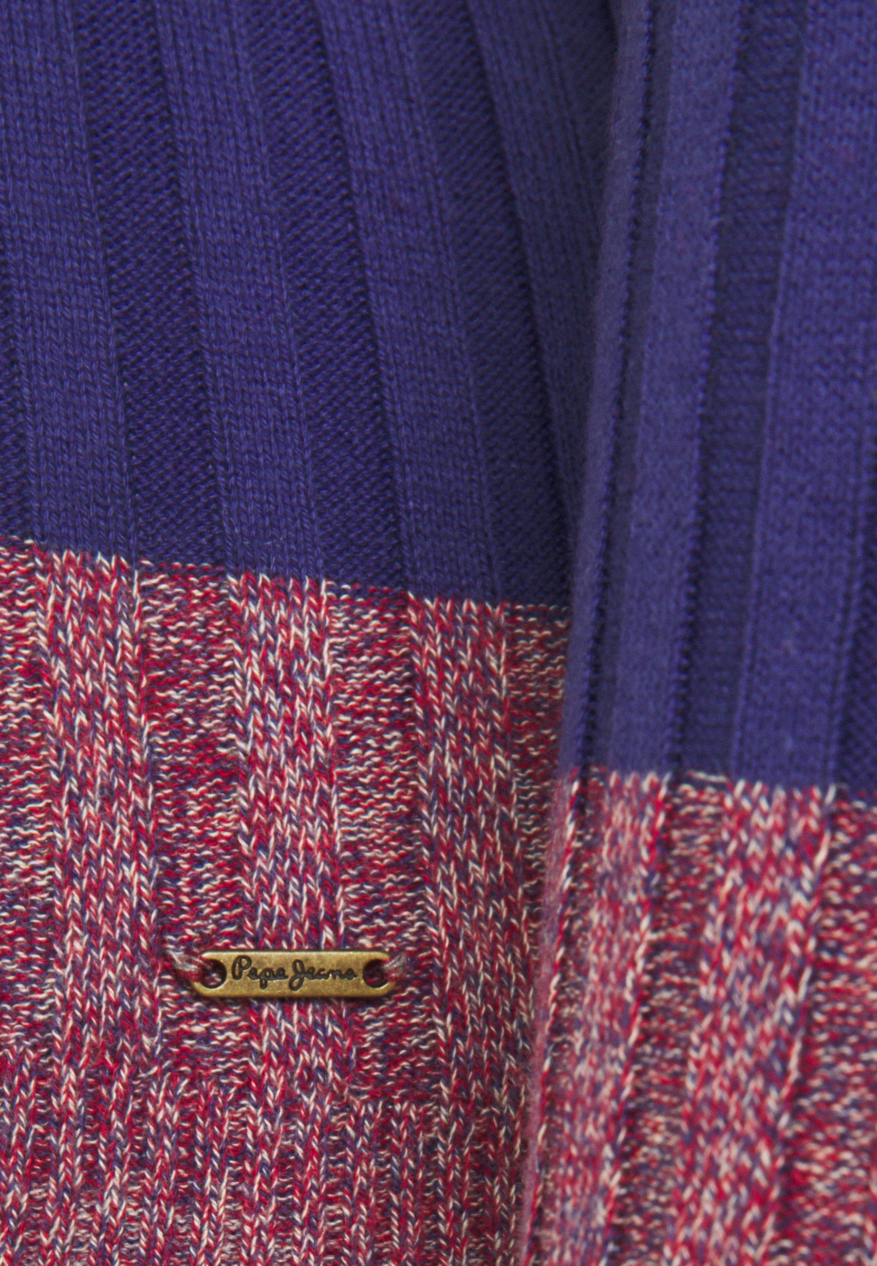 NICE Stickad tröja multi