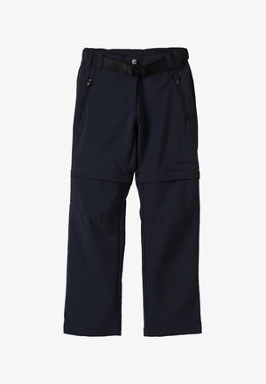 GIRL PANT - Trousers - antracite