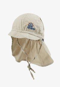 maximo - MINI UNISEX - Hat - sand - 1