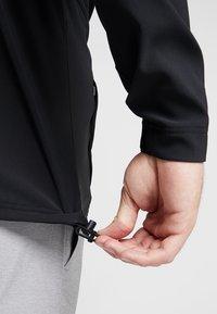 adidas Golf - JACKET - Softshelljacke - black - 4