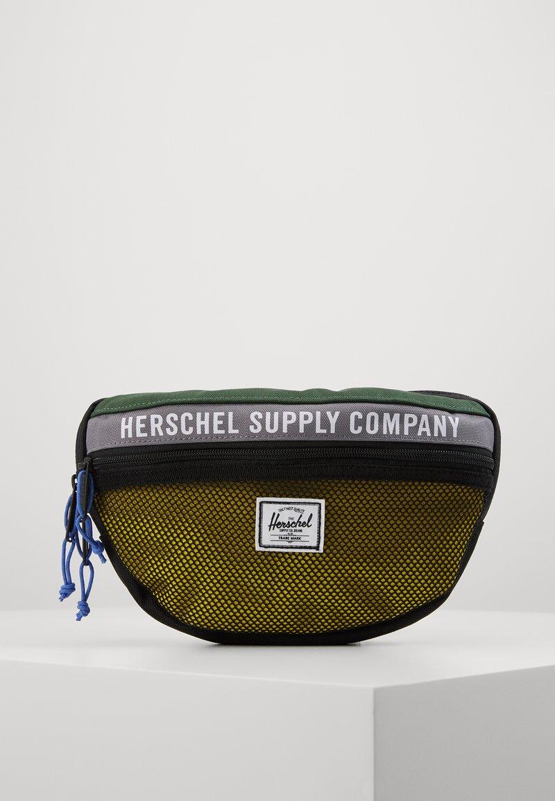 Herschel - NINETEEN - Heuptas - greener pastures/grey/cyber yellow