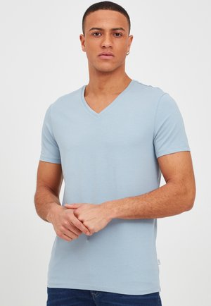 LINCOLN - T-shirt basic - ashley blue
