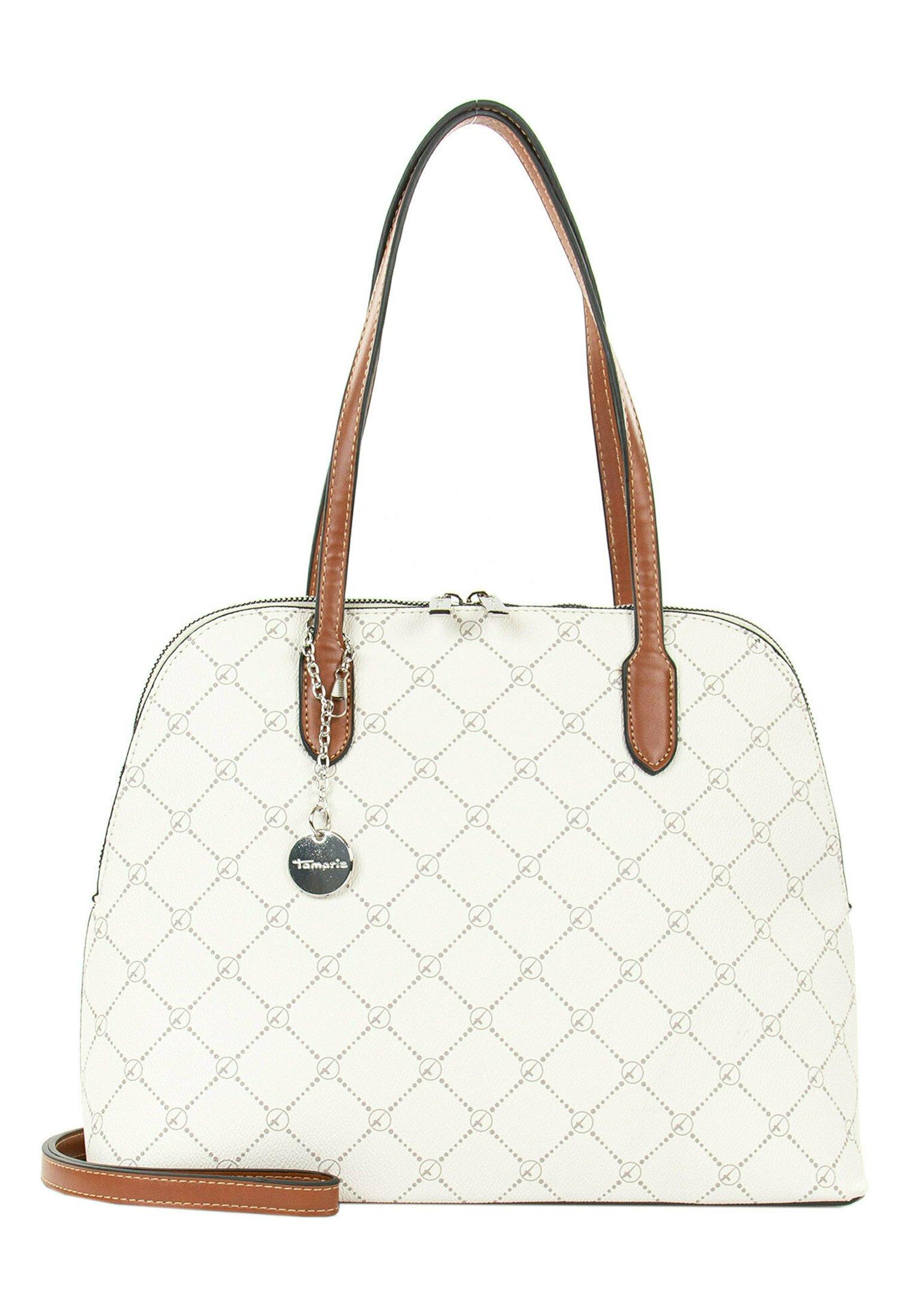 Damen Handtasche - ecru