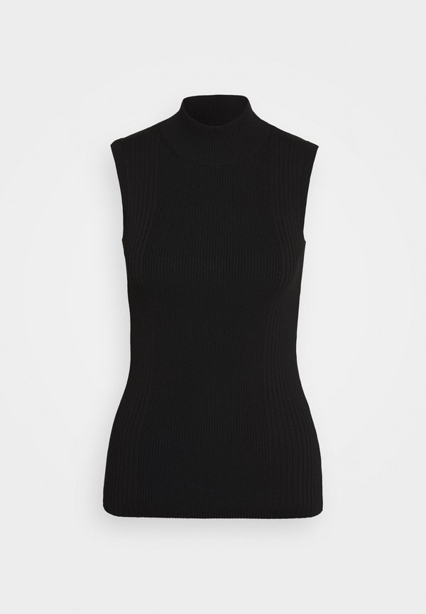 HUGO SHOUNDY - Top - black Kolor jednolity Odzież Damska HXSV MQ 2