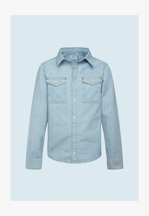 PE124I02F-K11 - Shirt - denim