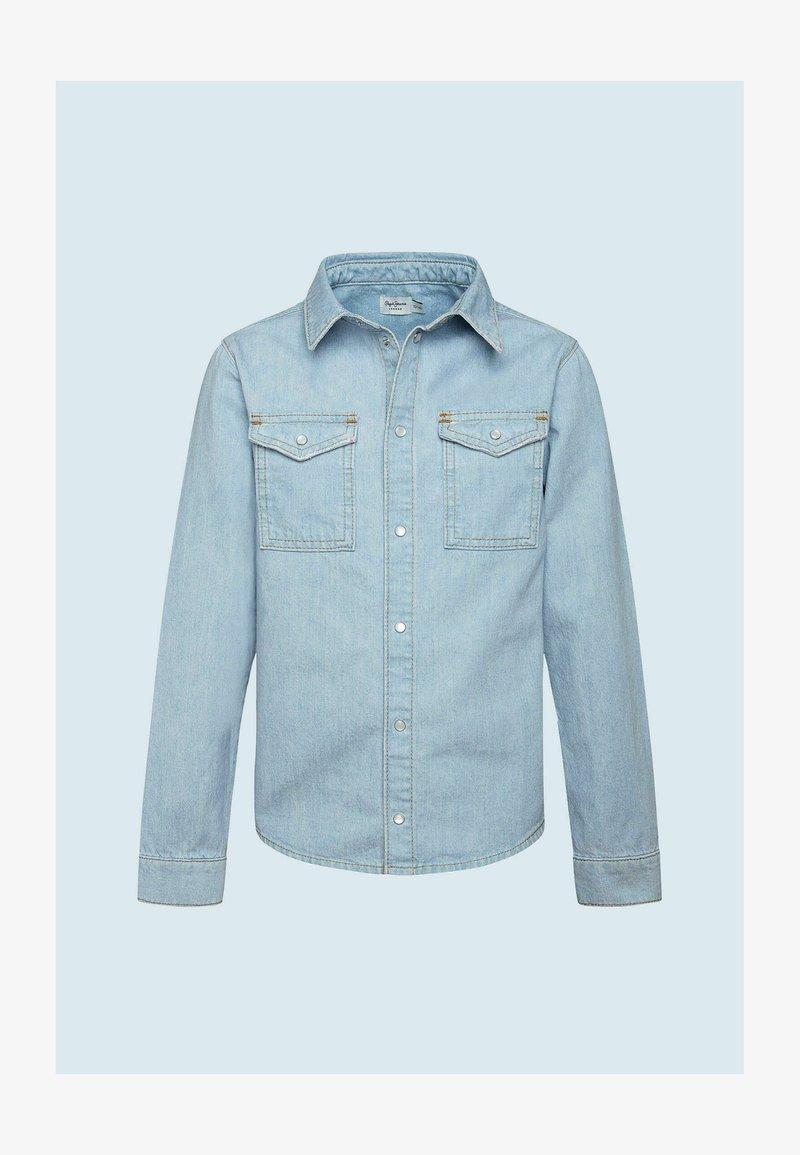 Pepe Jeans - PE124I02F-K11 - Košile - denim