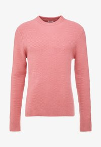 Filippa K - TOBIAS - Stickad tröja - pink cedar - 4