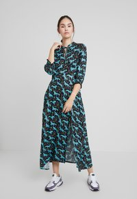 Louche - SALIM HORSES - Maxi dress - blue - 2