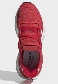 adidas Originals - U_PATH RUN SHOES - Skate shoes - red - 1