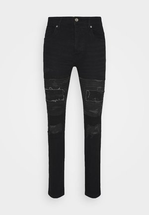 ROBBINS - Jeans Skinny Fit - charcoal
