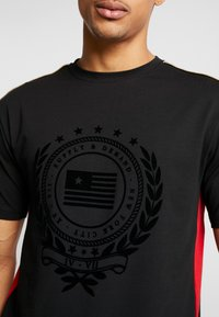 Supply & Demand - OCTAVE - T-shirt basic - black - 4