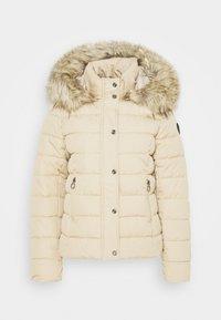 ONLY - Winter jacket - humus/melange - 6