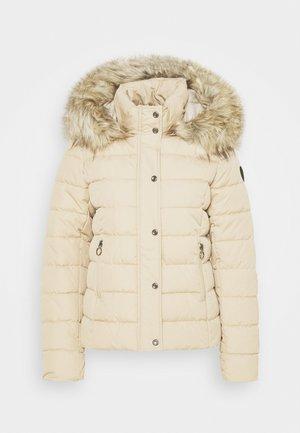 Winter jacket - humus/melange