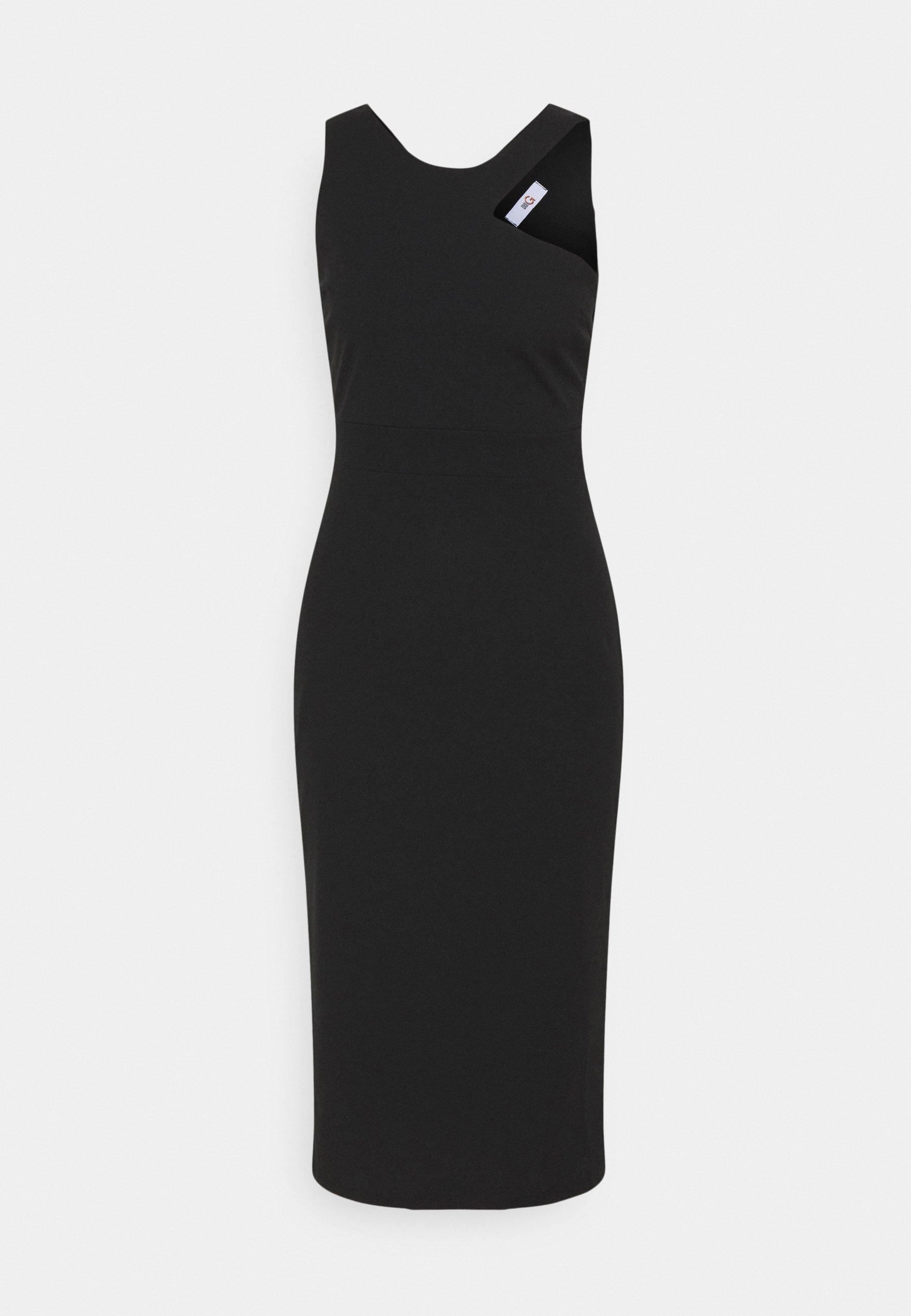 Women NELLI CUT OUT MIDI DRESS - Shift dress