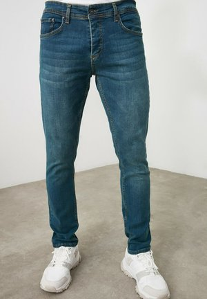 TMNAW - Jean slim - navy blue