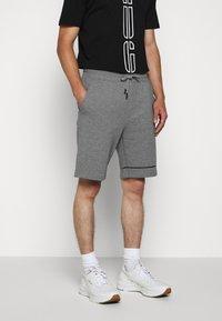 HUGO - DUSOL - Jogginghose - open grey - 0