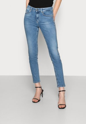 IDEAL - Jeansy Slim Fit - blue clear vibes
